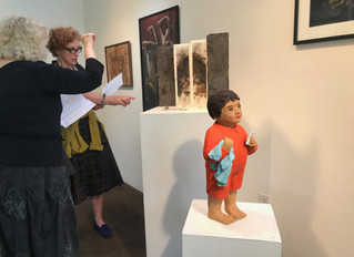 Bay Area Women Artists Exhibition Opening
