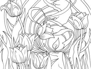 Remembrance Flower - Tulip