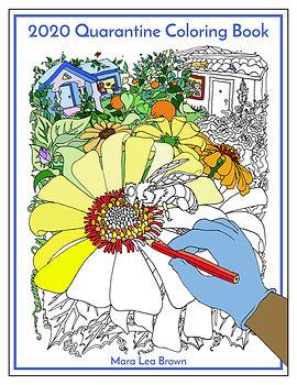 22Quarantine Coloring Book - Complete Ve