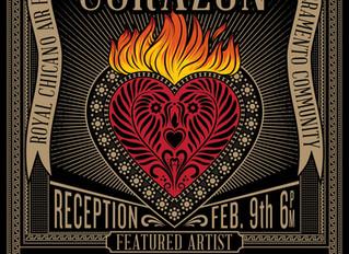 Corazón Show in February