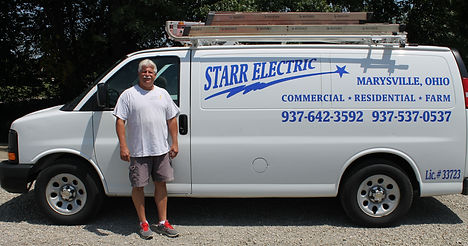 Starr Electric marysville ohio