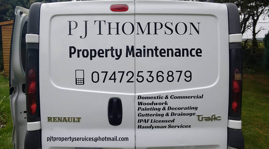 Painter decorator handyman and carpenter serving Wadebridge and Mid Cornwall