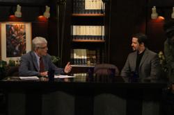 Talking about Galt on Miami TV - 1