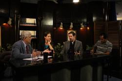 Talking Galt with Mia on Miami TV