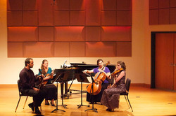 HMI String Quartet performing Shant