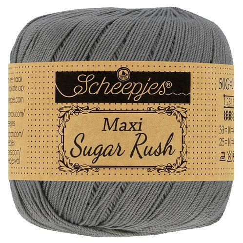 Scheepjes Maxi Sugar Rush Metal Grey 242