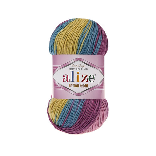 Alize Cotton Gold Batik 6794
