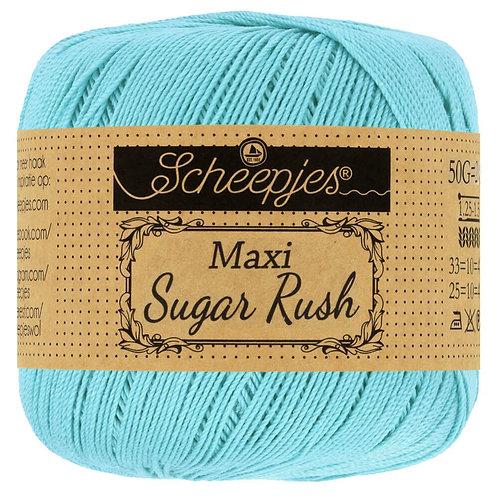 Scheepjes Maxi Sugar Rush Cyan 397