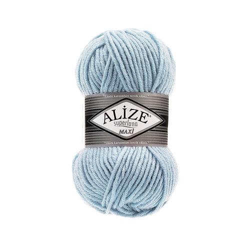 Alize Superlana Maxi Light Blue 480