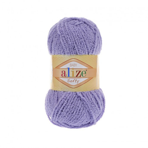 Alize Softy Lilac 158