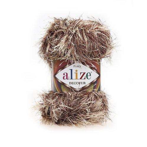 Alize Decofur Beige-Brown 1367