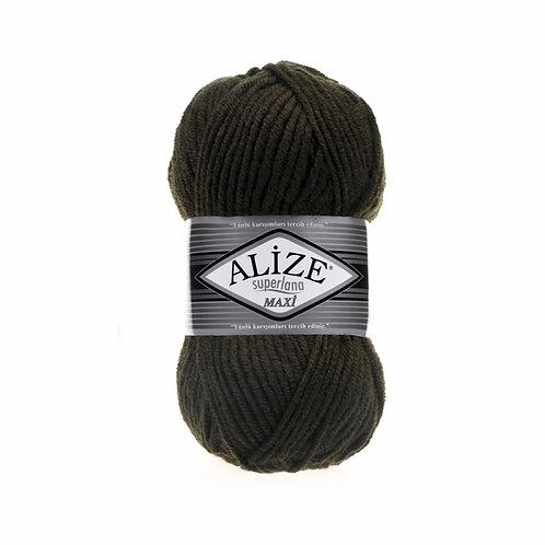 Alize Superlana Maxi Black Forest 241