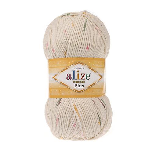 Alize Cotton Gold Plus Tweed 6839
