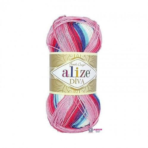 Alize Diva Batik 5950