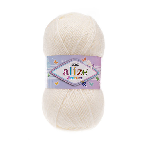Alize Sekerim Light Cream 62
