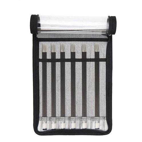 Knitpro Karbonz Sokkennaalden Set 20 Cm