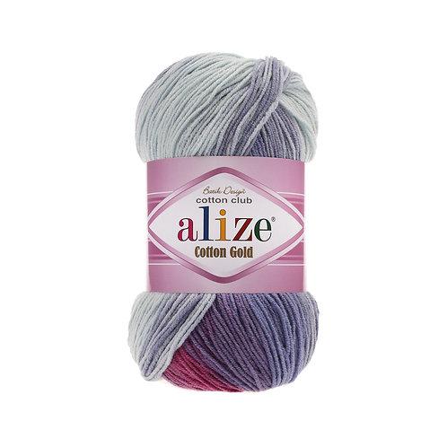 Alize Cotton Gold Batik 3686