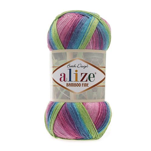 Alize Bamboo Fine Batik 3260
