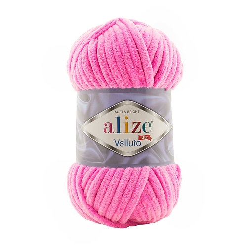 Alize Velluto Cotton Candy 121