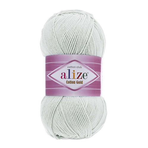 Alize Cotton Gold Pastel Grey 533