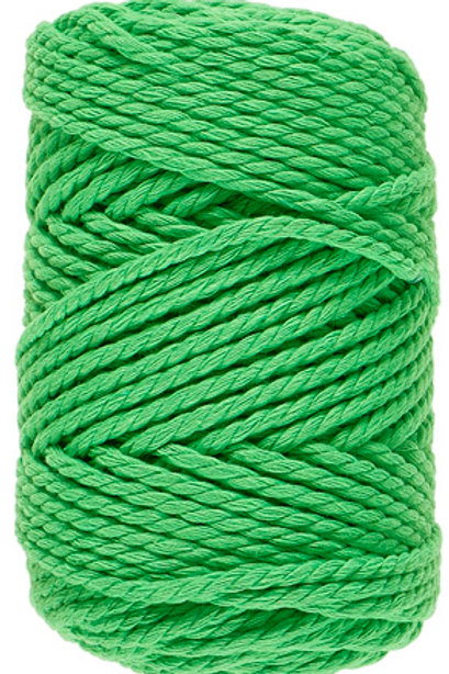 Lammy Yarns - Macrame 8 - 045 Fris Groen
