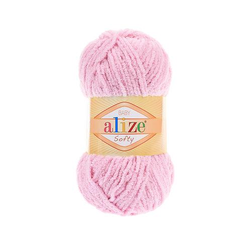 Alize Softy Pink 98