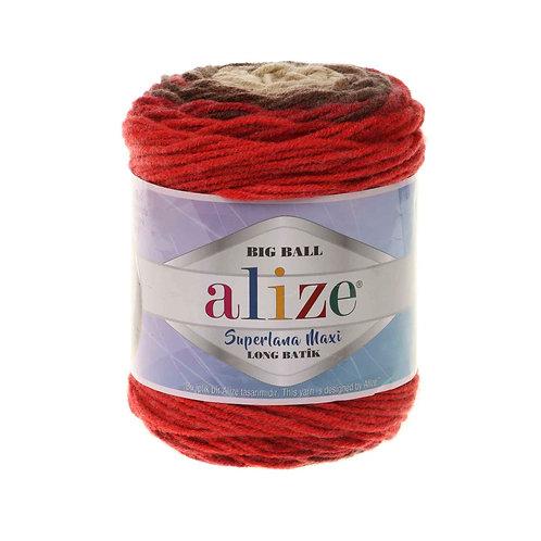 Alize Superlana Maxi Long Batik 6772
