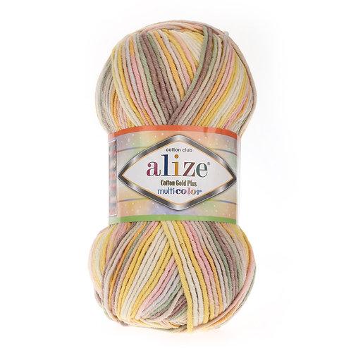 Alize Cotton Gold Plus Multi Colour 52175