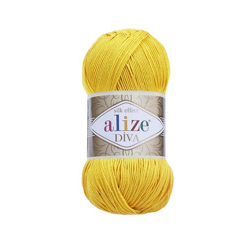 Alize Diva Yellow 110