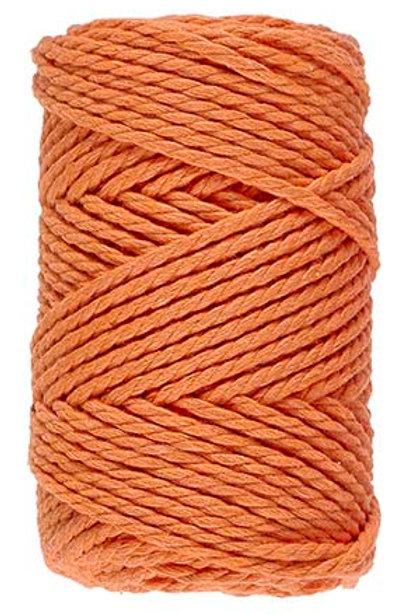 Lammy Yarns - Macrame 8 - 041 Licht Oranje