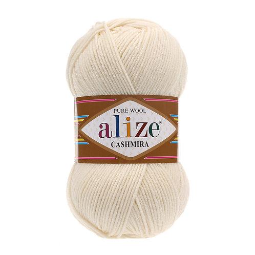 Alize Cashmira Cream 01