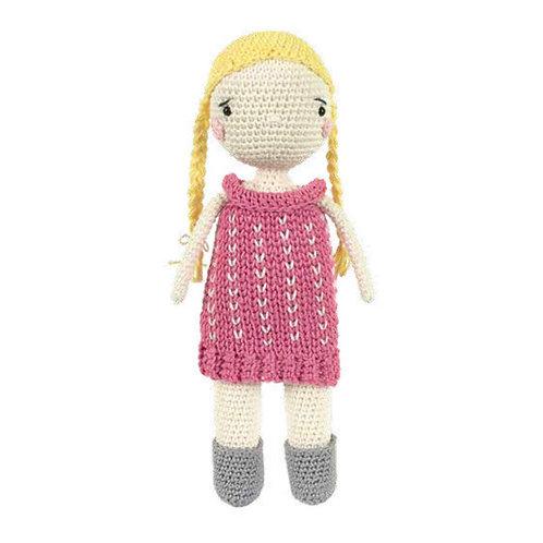 Tuva Haakpakket Amigurumi Scarlett Doll