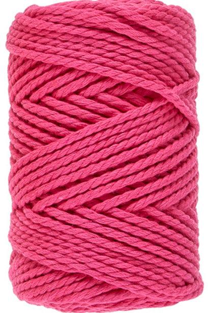 Lammy Yarns - Macrame 8 - 020 Roze
