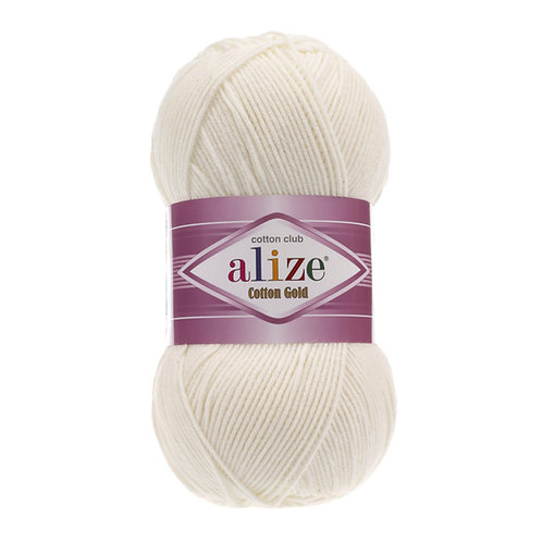 Alize Cotton Gold Light Cream 62