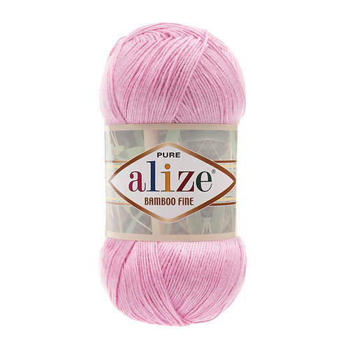 Alize Bamboo Fine Pink 194