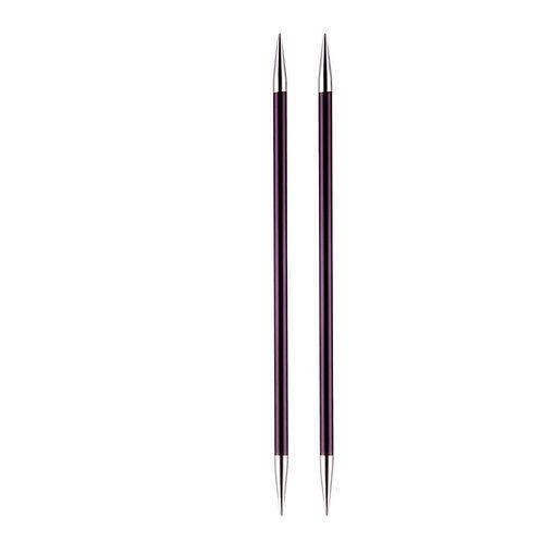 KnitPro Zing Sokkennaalden 20 Cm 6.00 mm