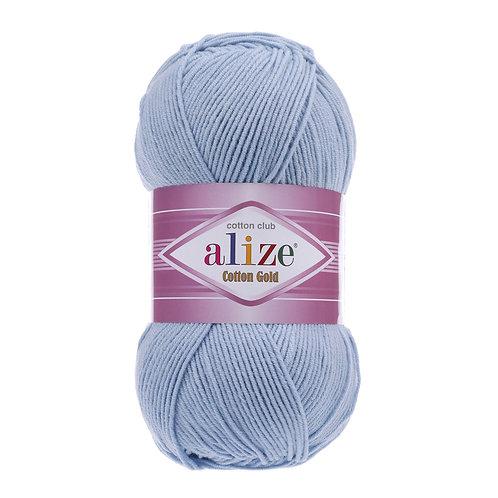Alize Cotton Gold Blue 40