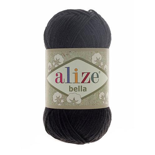Alize Bella Black 60