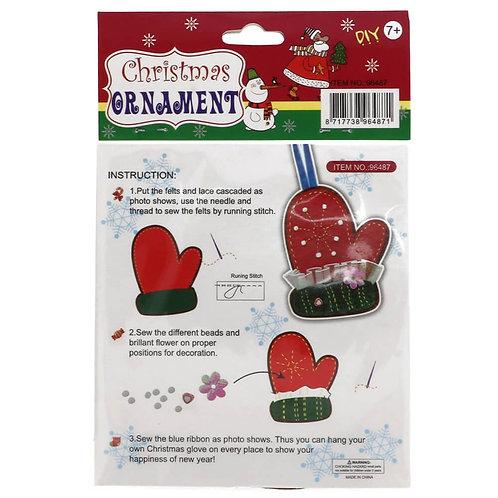 Vilt Pakket voor Kinderen Handschoen Hanger