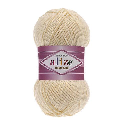 Alize Cotton Gold Stone 458