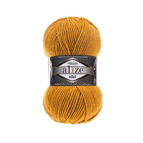 Alize Superlana Midi Saffron 02