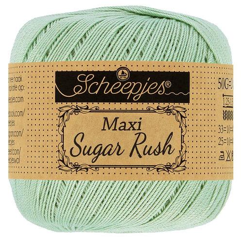 Scheepjes Maxi Sugar Rush Silver Green 402