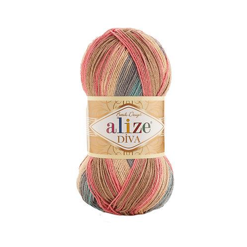Alize Diva Batik 7399
