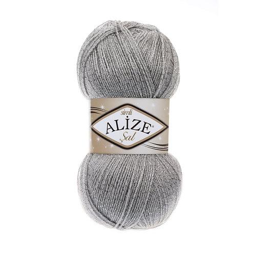 Alize Sal Sim Grey Melange 21