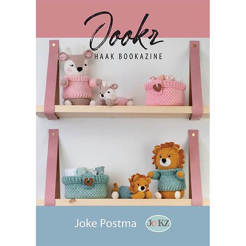 Jookz Haak Bookzine - Joke Postma