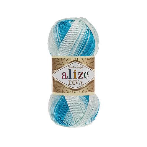 Alize Diva Batik 2130