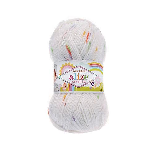 Alize Sekerim Mini Colours 3443