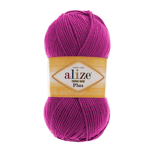 Alize Cotton Gold Plus Ruby 649