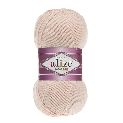 Alize Cotton Gold Nude 382