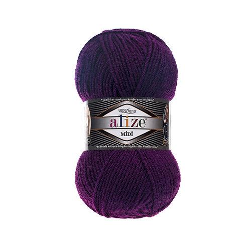 Alize Superlana Midi Purple 388
